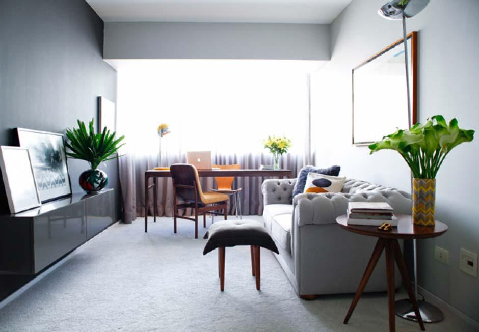 Como aproveitar o máximo de um apartamento compacto