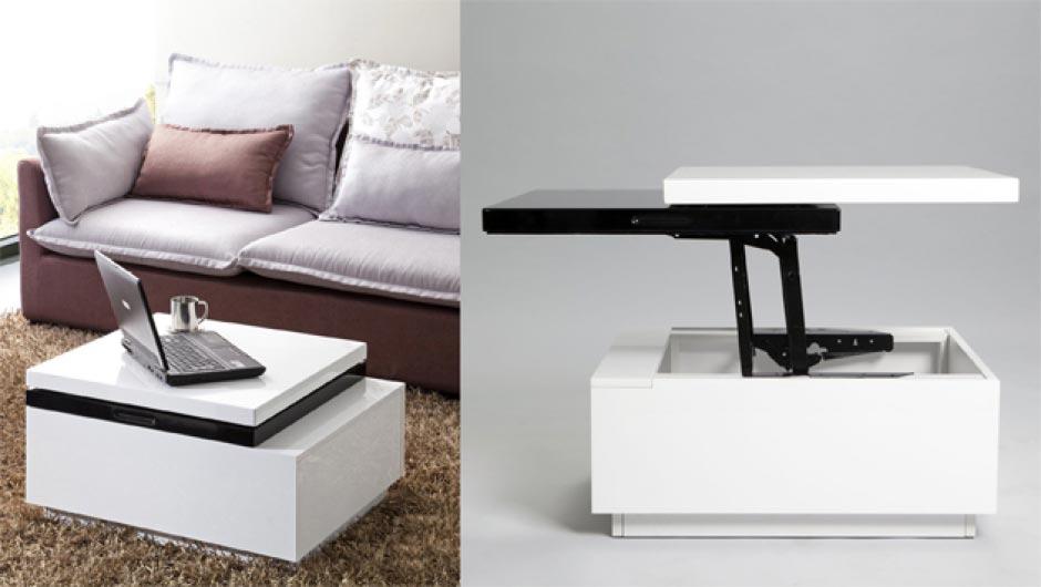 Possibilidades de decoração funcional para pequenos espaços