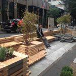 Zonas verdes trazem a cultura dos parklets para São Paulo