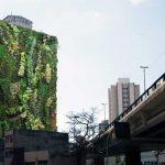 Movimento 90° – jardins verticais em São Paulo