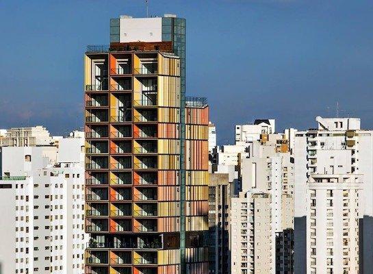 Edifício em São Paulo é eleito um dos melhores do mundo
